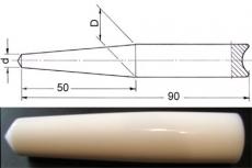 PTFE Dehnstäbe / Einführstäbe 5  - 30 mm