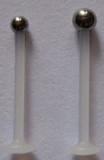 ETFE-Labret 1,6 mm mit Stahlkugeln