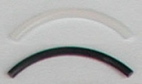 PTFE-Banane 1,2 mm