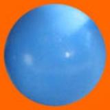 PTFE Gewindekugel 7 mm