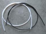 Stabmaterial 1.2 mm weiss oder schwarz